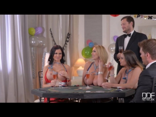 Jasmine Jae, Cathy Heaven, Leigh Darby - Bang In The New Year