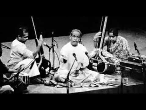 Pt Bhimsen Joshi - Raga Darbari Kanada, Tabla - Ustad Keramatulla Khan