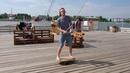 Обучение Рэйли. Прыжок на вейкборде, кайтборде. Как сделать Raily Raley