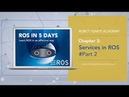 ROS Tutorials Chapter 3 ROS Services Part 2