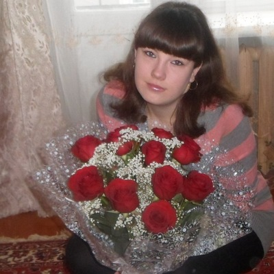 Анастасия Степанович, 3 апреля 1992, Кашин, id207523212