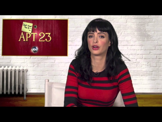 Krysten Ritter on pushing the limits as Chloe on