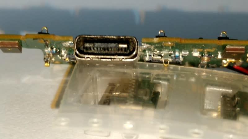 Ремонт LeEco Le Pro3,замена разьёма Type-C,глюк сенсора LeEco Le Pro.Ремонт Ярцево и Сафоново