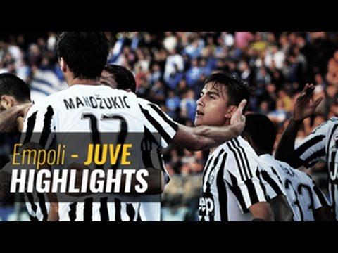 08/11/2015 - Serie A TIM - Empoli-Juventus 1-3