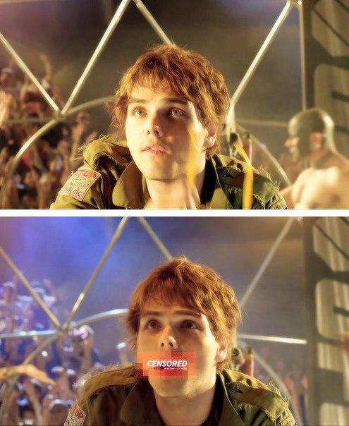 Gerard Way Professional Griefers Gerard Way - Professional