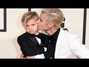 Grammy Awards 2016 - Justin Bieber Little Brother Jaxon Bieber Rocked Red Carpet At Grammys 2016