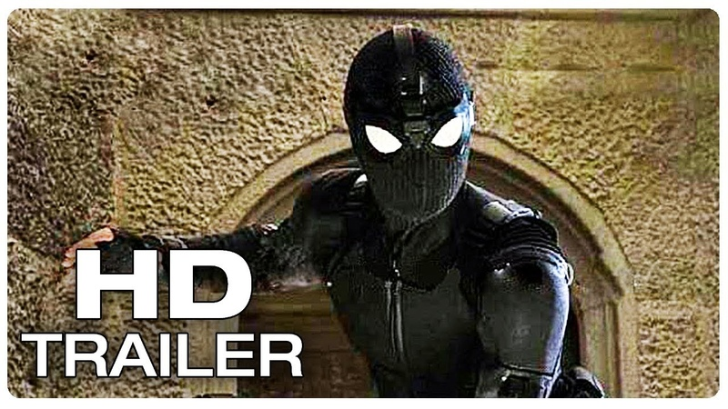 SPIDER-MAN FAR FROM HOME CCXP Panel Highlights Trailer Reveal (2019) Marvel Superhero Movie HD