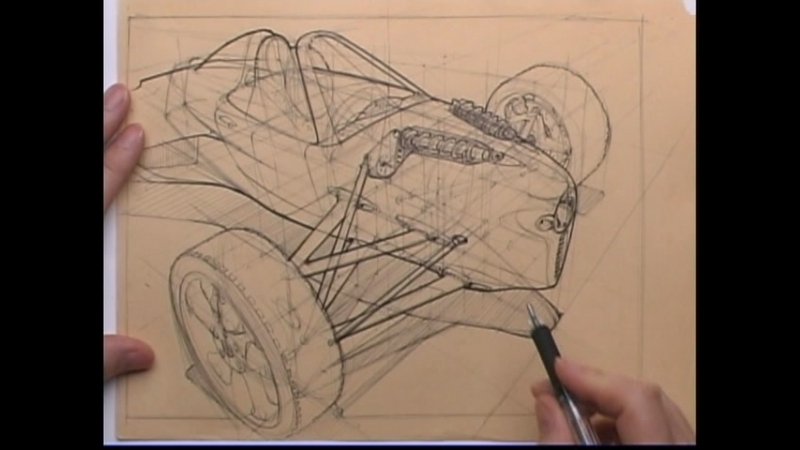 Gnomon - Scott Robertson - Draw Cars_1