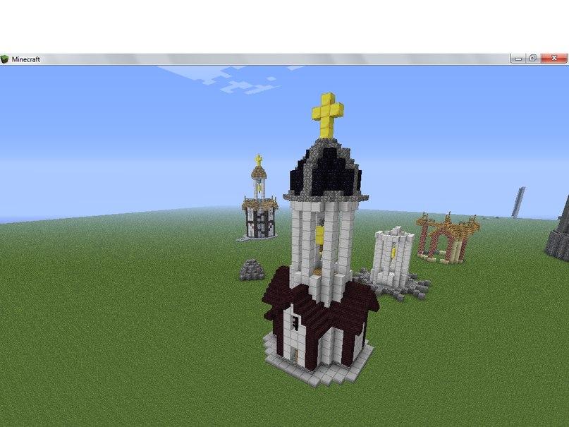 Как сделать деревню в Майнкрафте?