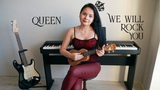 Queen - We Will Rock You (ukulele cover)