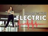 Alina Baraz - Electric (feat. Khalid) | choreography Batyrova Alina