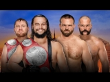Wrestling Online B team vs Revival