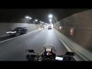 Болгария - автобан горные тоннели