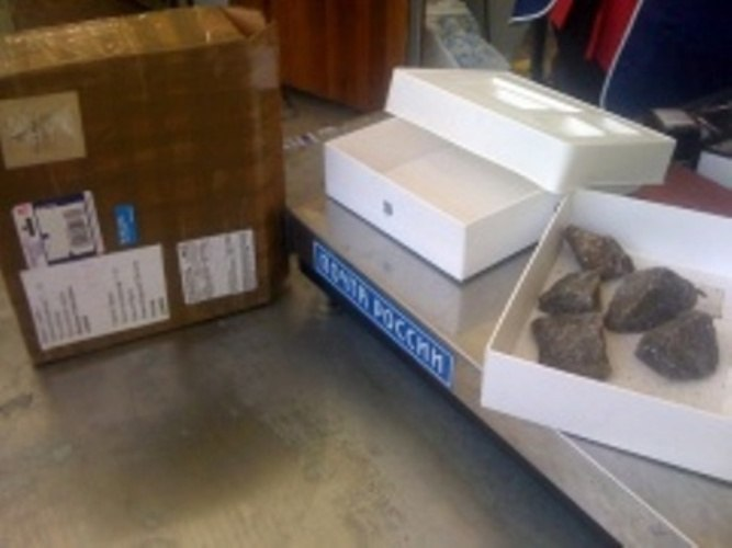 «Почта России» заплатила 30 тысяч за груду камней, доставленную в Ростов вместо айфона 5