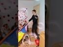 Салют из шариков для именинника 23.12.18