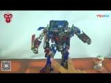 Wei Jiang - OS Transformers Movie Studio Series Optimus Prime