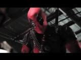 Дэдпул против Бэтмена - Deadpool Vs Batman - Marvel vs DC Comics