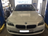 BMW 5-Series F10 2011 530d xDrive 8AT N57 N57D30O1 Diesel Euro 5 190kw 258ps Bosch EDC17C56