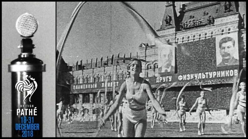 Stalin and Mao born, Apollo 8, Christmas and more | British Pathé