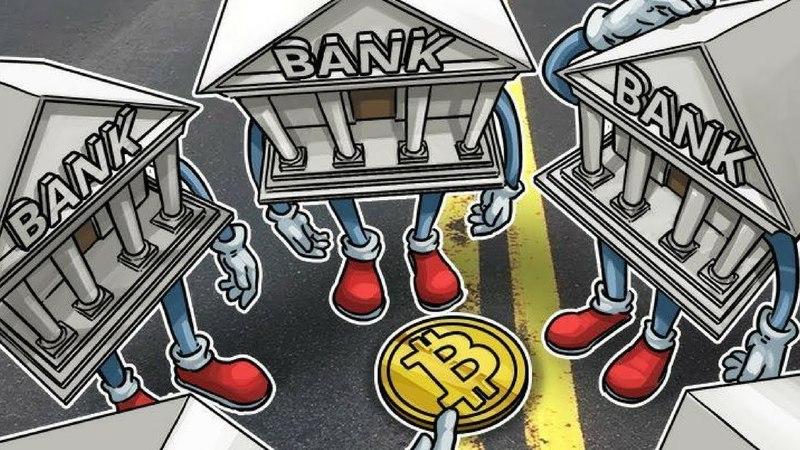 Зачем банкирам контроль над криптовалютой? Светлое будущее союза банков и криптовалюты