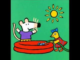 ▶ Maisy' mouse pool kids