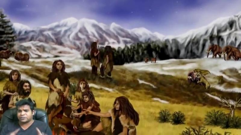 Доказательства древних пришельцев - дольмены