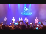 FANCAM 21.11.18 A.C.E (Full concert, part 1) @ Fan-con 'To Be An ACE' in Mexico