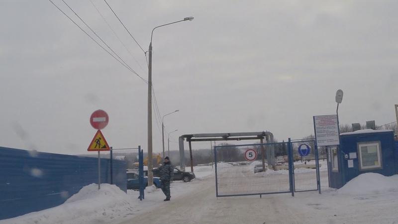 ЖК Торпедо. Январь 2019 года. Новостройки. Нижний Новгород.