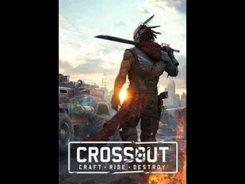 Crossout - ИЗДЕВАЕМСЯ НАД ИГРОКАМИ - Покатать? ))