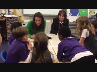 Children in Year 2 were asked to bring something into school that makes them happy. Kate t
