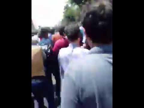 ИРАН ☾ Корпус Стражей Исламской Революции открыл стрельбу по протестующим возле Парламента в Тегера