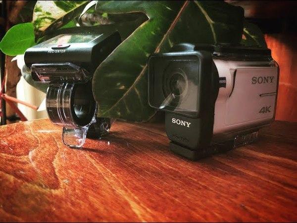 Sony FDR X3000 - ЛУЧШАЯ ЭКШН-КАМЕРА / UNBOXING
