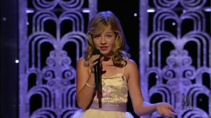 Jackie Evancho - Music of the movies (PBS Great Performances Concert)