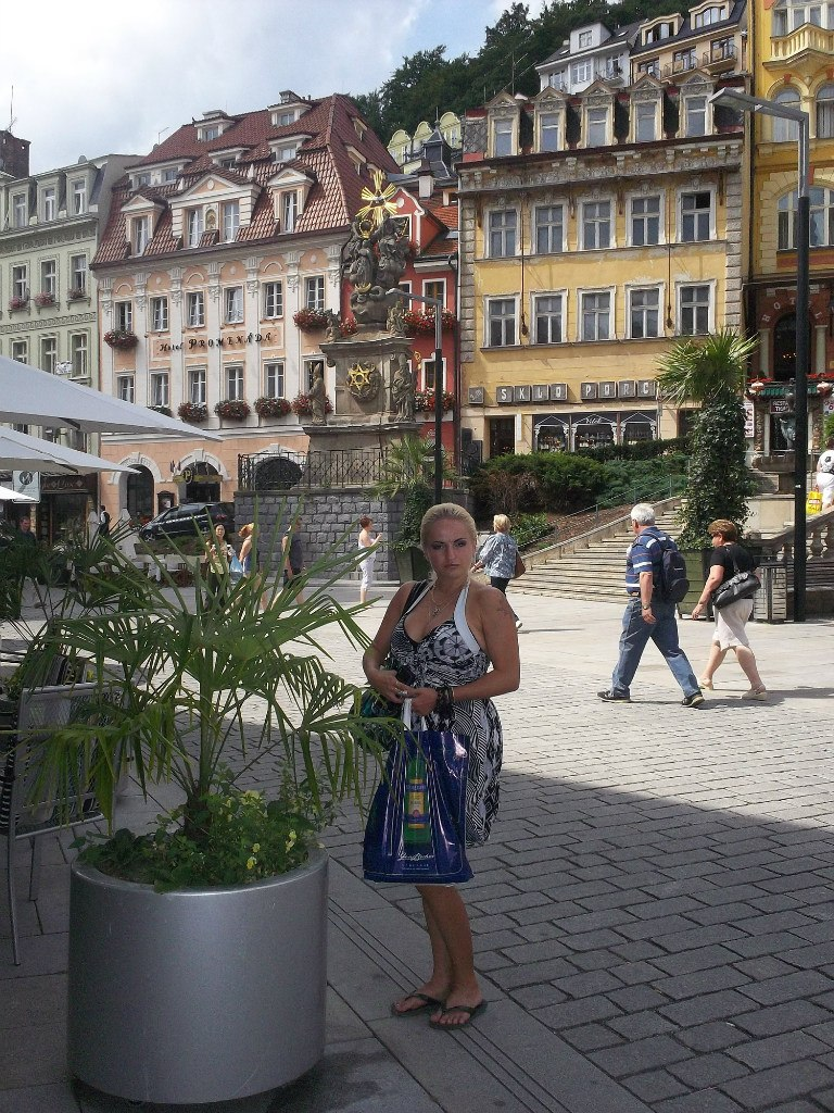 Елена Руденко ( Valteya ) . Чехия. Карловы Вары. Лето 2012. O0VF4mSutt8