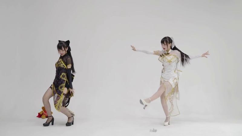 【Dance Cosplay】[Việt Sub] 桃源恋歌❤「Yao Ren Mao, Xiao」