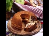 Гугельхупф (мраморный кекс)