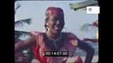 1950s Ocho Rios Jamaica, Calypso Music from 35mm
