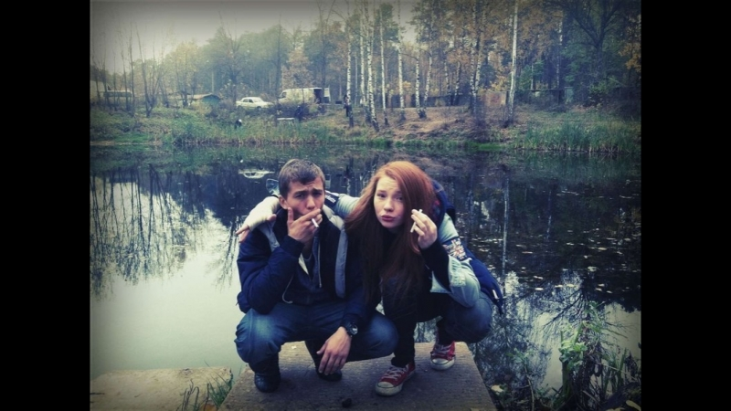 Настя ІІ Лёша [Аня] -психопаты (Чернобыль.Зона отчуждения; Ольга)
