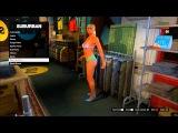 GTA 5 Online - Глитч на Голые Титьки Вашего Женского Персонажа в GTA Online для Xbox360