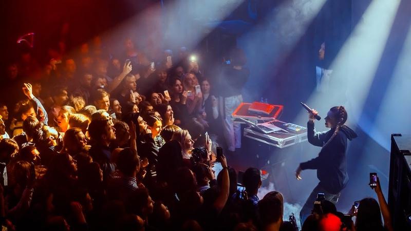 IC3PEAK - концерт в Саратове 04.12.2018 (полная версия)