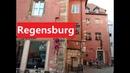 Regensburg Donau Herbst