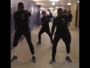 Чемпионские танцы Усмана Дембеле