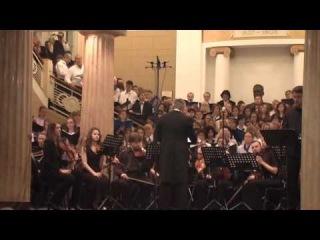 Саундтрек к фильму Павла Лунгина «ДИРИЖЕР». Концертное исполнение полной версии.