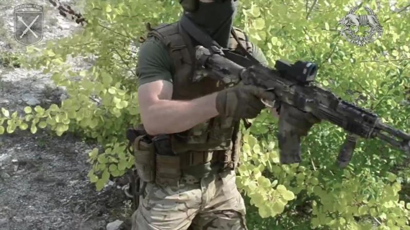 Это фиаско поздравление украинскому спецназу слово в слово «содрали» с российского