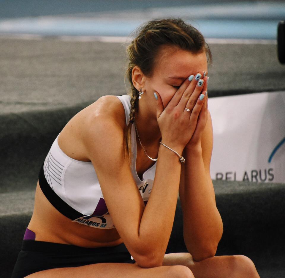 Фото: группа «Белорусская федерация легкой атлетики» ВКонтакте