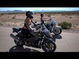 Anna Bell Peaks, Felicity Feline  Bloodthirsty Biker Babes Part 3 Brazzers, Threesome