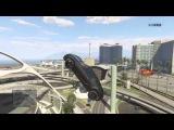 AMAZING GTA 5 STUNT COMPILATION