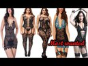 Best Plus Size Lingerie for Women at Amazon Online Shopping Store || TOP 5