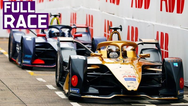 2019 HKT Hong Kong E-Prix (Season 5 - Race 5) - Full Race