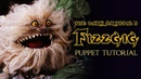 'The Dark Crystal' Fizzgig Puppet Prop Tutorial